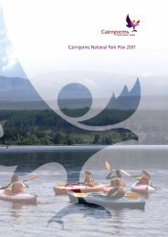 Cairngorms Outcome Plan (4.4 MB PDF) - Angus Community Planning