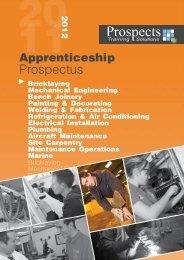 Apprenticeships Prospectus - Hays