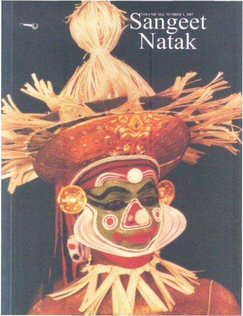 Untitled - Sangeet Natak Akademi