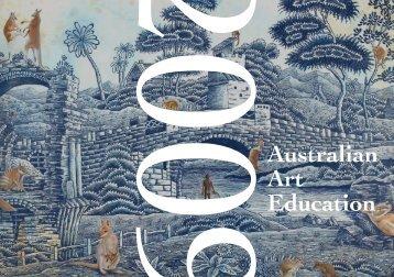 Australian Art Education - Michael Reid