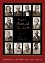 Annual Report 2000 - Gmcf