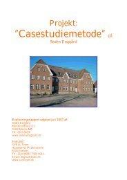 """Casestudiemetode"""" på - slbupl-fond.dk"""