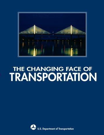 TRANSPORTATION - BTS - Bureau of Transportation Statistics