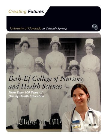 Beth-El College of Nursing and Health Sciences - University of ...