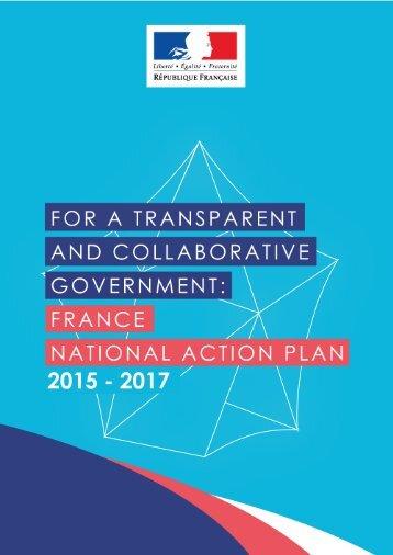 France National Action Plan