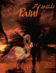 Spring 2005 - Florida Art Education Association