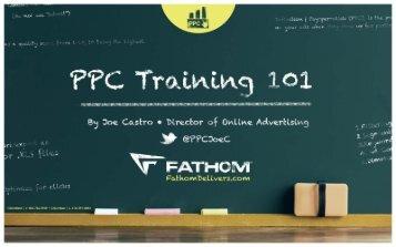(keyword-based) targeting - Fathom