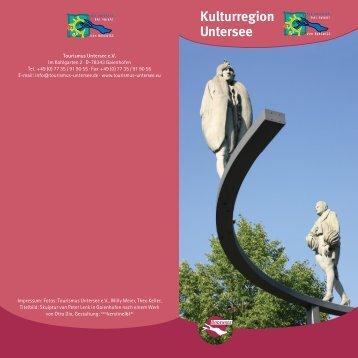 Kulturflyer_Brosch.re 09/3 (Page 1 - 2) - Tourismus Untersee e.V.