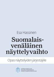 Suomalais-venäläinen näyttelyvaihto - Suomen museoliitto