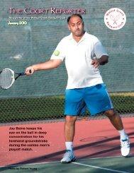 January CR.12.28.09 - Walnut Creek Racquet Club