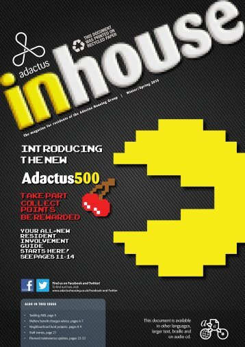 Please click here to download the newsletter. - Adactus Housing ...