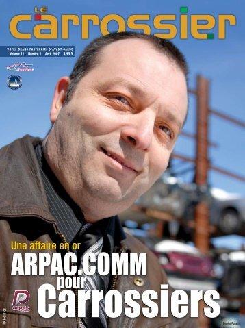 ARPAC.COMM ARPAC.COMM