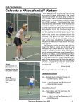 the court reporter - Walnut Creek Racquet Club - Page 4
