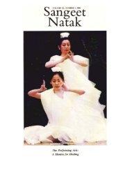 Safl'geet - Sangeet Natak Akademi