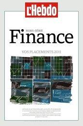Télécharger le supplément en PDF - Finance