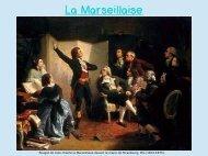 La Marseillaise - Espace numérique de travail des écoles de ...