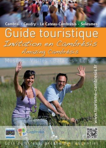 Patrimoine - Tourisme en Cambrésis