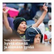 Kulttuurin vaaliteesit 2011 - Suomen museoliitto