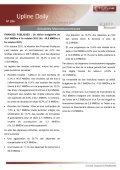 Résumé de la séance - Bourse de Casablanca - Page 3