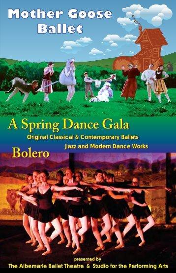 Spring Dance Gala - Albemarle Ballet Theatre