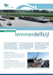 Nieuwsbrief Lemmer-Delfzijl december 2010 - vaarweg Lemmer ...