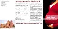 Freiberufliche Hebammen - Hebammenverband Konstanz
