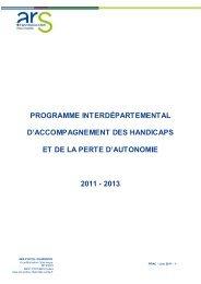PRIAC 2011-PCG - ARS Poitou-Charentes