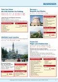 Busreisen Kreuzfahrten Musikreisen Flugreisen - Seite 5