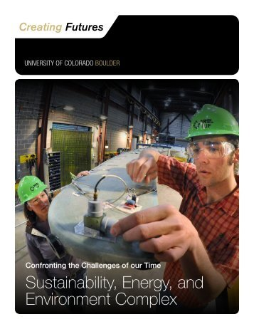 Sustainability, Energy, and Environment Complex - University of ...