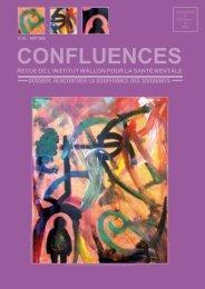 Ouvrir le Confluence 20 en pdf - Institut wallon pour la santé mentale ...