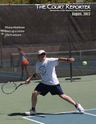 August - Walnut Creek Racquet Club