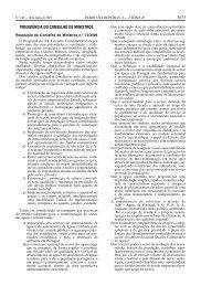 Resolução do Conselho de Ministros nº 72/2004 - Associação Água ...