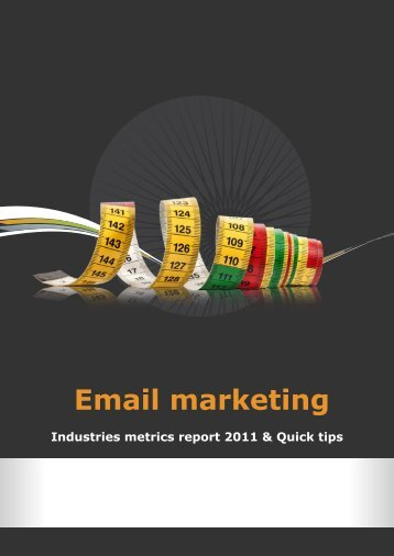 Email Marketing Metrics Report - Email Brain