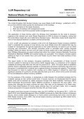 LA LLW Capacity Assessment – March 2013 - Low Level Waste ... - Page 3