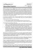 LA LLW Capacity Assessment – March 2013 - Low Level Waste ... - Page 4