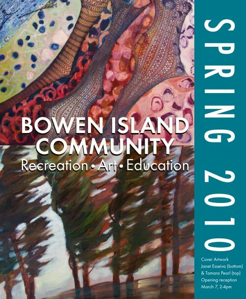 bowen island community - the School District - Sd45.bc.ca