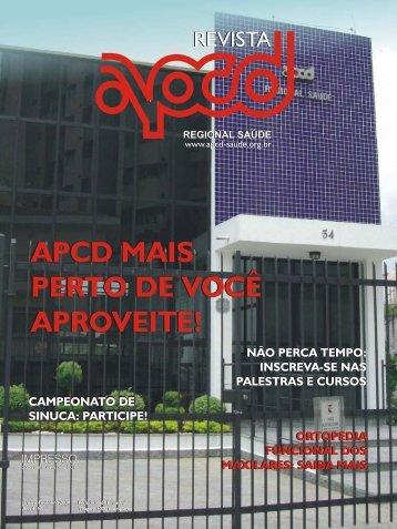 Revista 1 - APCD da Saúde