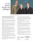 Building the Future Transforming Lives Annual - University of ... - Page 3