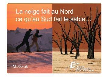 Cloture JEBRAK neige-sable.pptx - UQAM