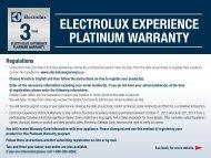 Claim Form - Coast Wholesale Appliances