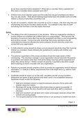 Children and Volunteering Checklist - Volunteer Now - Page 2
