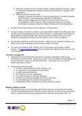 Children and Volunteering Checklist - Volunteer Now - Page 3