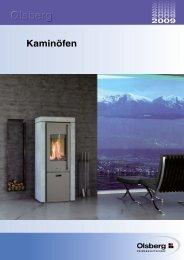 Prospekte Kaminofen DE