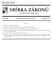 Vyhláška č. 99/2012 Sb., o požadavcích na minimální ... - Praha