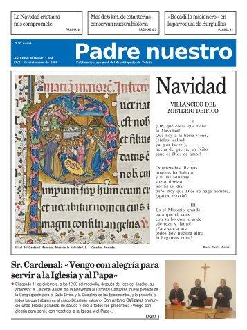 Navidad - Archidiócesis de Toledo