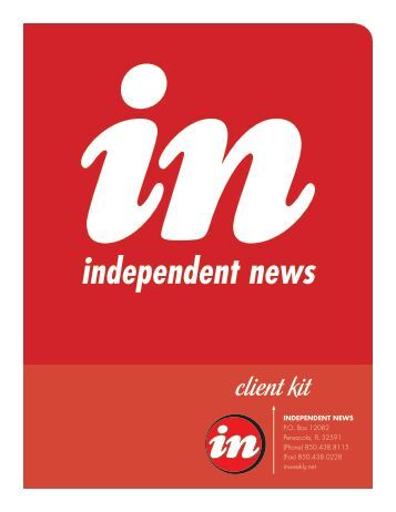 2013 Media Kit - inweekly