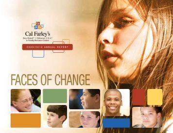 2009/2010 ANNUAL REPORT - Cal Farley's