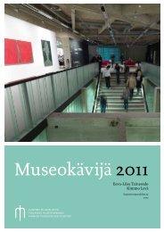 Museokävijä 2011 - Suomen museoliitto