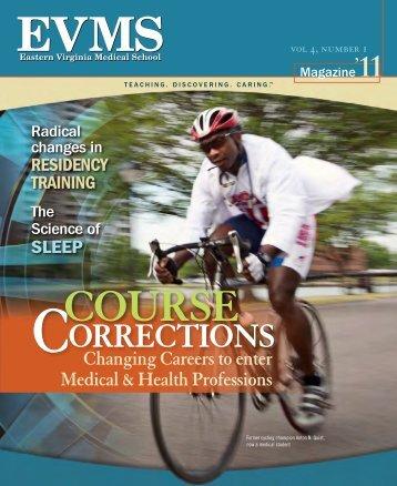 Fall 2011 - Eastern Virginia Medical School