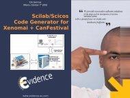 Scilab/Scicos Code Generator for Xenomai + CanFestival - Eu.com